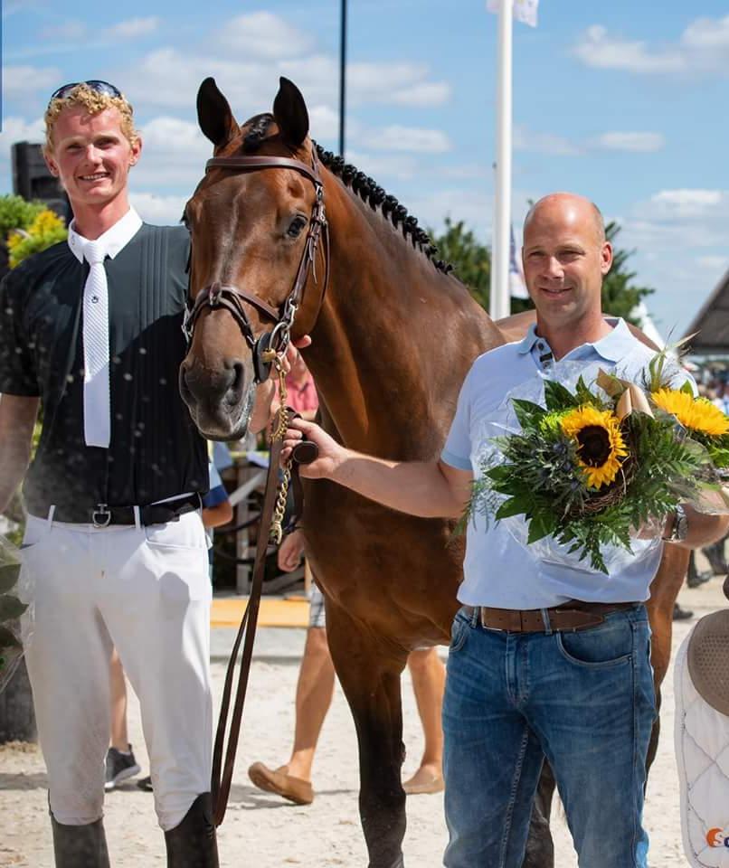 Winchester HS: 'Een Paard Van Ommen, Een Paard Van Ons Allemaal'